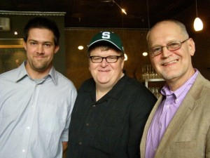 Alex Potter, Michael Moore, Wendell Potter
