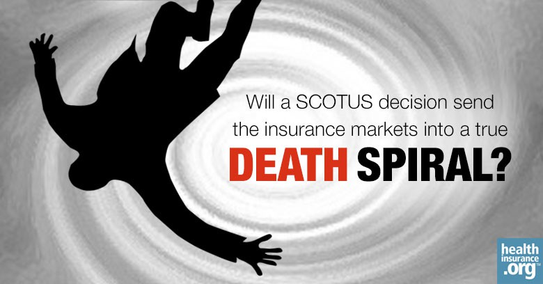 Anatomy of a True Health Insurance Death Spiral