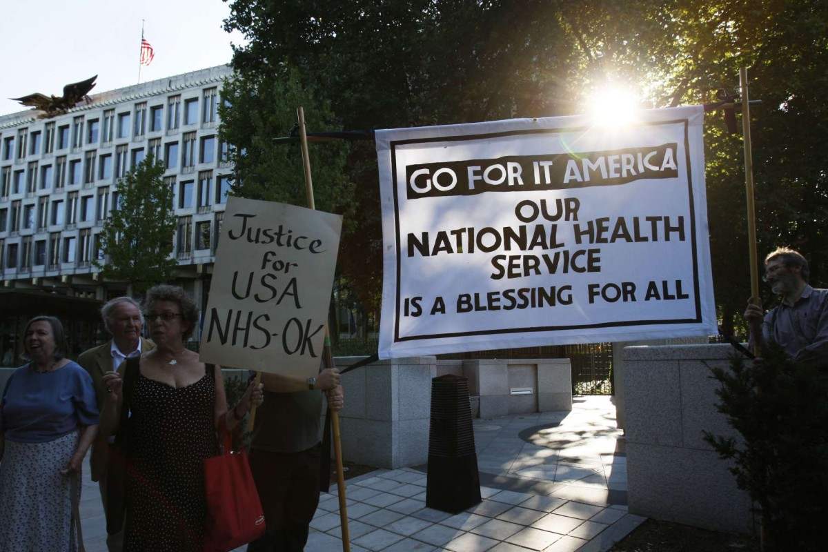 'Socialized' or Not, Britain's Health Care System is Superior