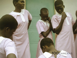 Captured by 100cameras student, Kiden, in South Sudan.